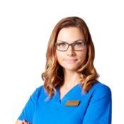 Anna Kaczmarczyk, właściciel firmy Twoje piękno, magister pedagogiki, podolog i kosmetolog