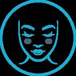 ikona oczyszczania skóry