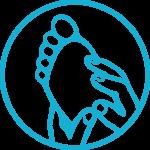 ikona podstawowego zabiegu podologicznego