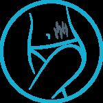ikona spłycenia rozstępów i blizn